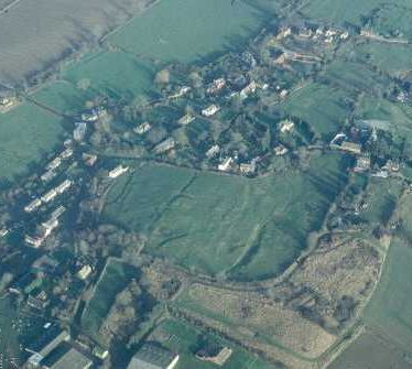 The shrunken Medieval village of Flecknoe | Warwickshire County Council