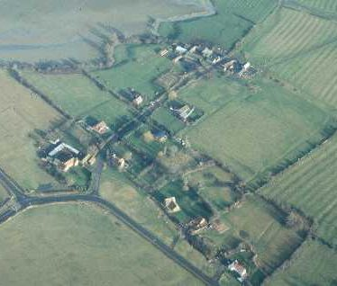 Shrunken Post Medieval Settlement at Sawbridge