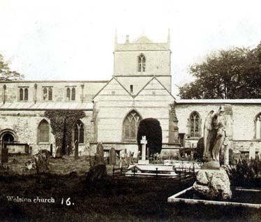St. Margaret's Church, Wolston   Warwickshire County Council