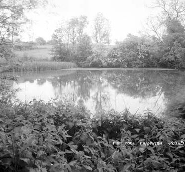 Frankton Fishponds, SE of Manor Farm