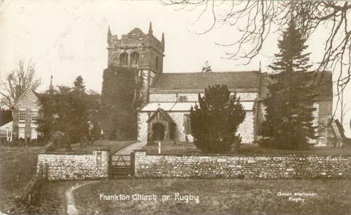 St. Nicholas' Church, Frankton, near Rugby | Warwickshire County Council