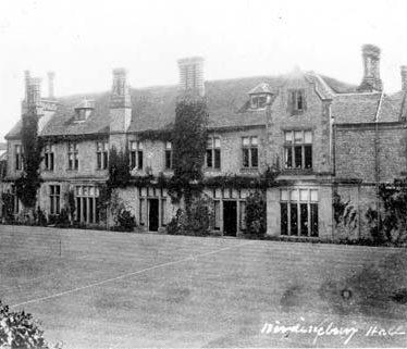 Birdingbury Hall, Birdingbury
