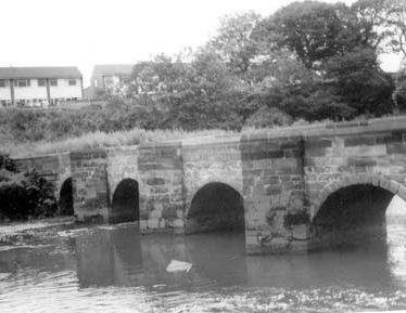 Water Orton Bridge