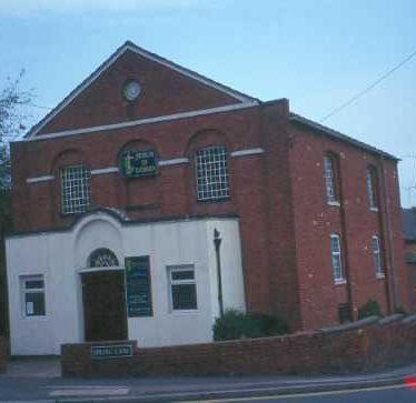 Baptist Chapel, Albion Street, Kenilworth