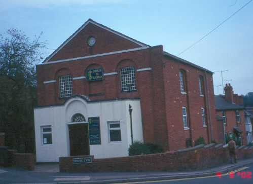 A Baptist Chapel in Kenilworth | Warwickshire County Council
