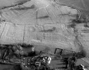Poss Shrunken Medieval Settlement E of Bourton Hall