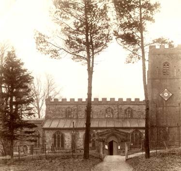 Church of St Botolph, Newbold on Avon