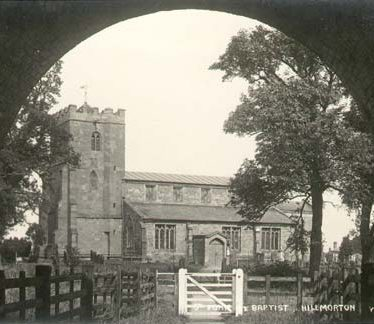 Church of St John the Baptist, Hillmorton