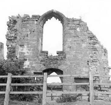 Maxstoke Priory Infirmary