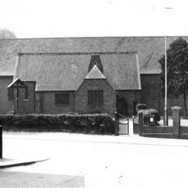 Church of St Oswald, Lawford Road, New Bilton