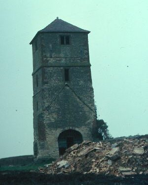 The tower of St Lawrence's church, Kings Newnham | Warwickshire County Council