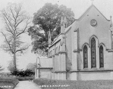 Church of St John, Long Lawford
