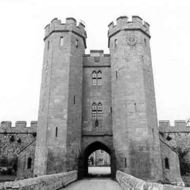 Maxstoke Castle Gatehouse