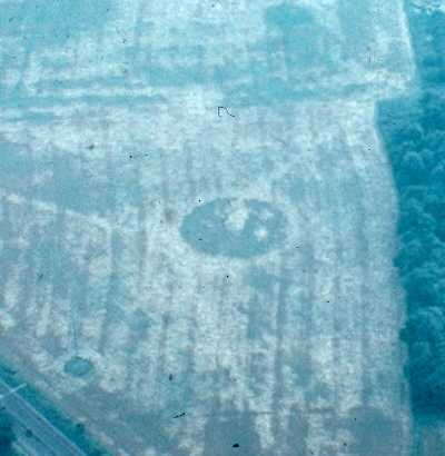 Site of a windmill, Easenhall   Warwickshire County Council