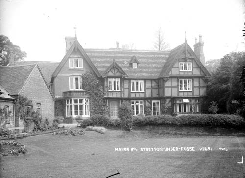 The Manor House, Stretton Under Fosse | Warwickshire County Council
