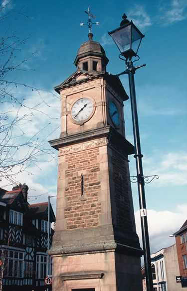 The Jubilee Clock Tower, Rugby | Warwickshire County Council