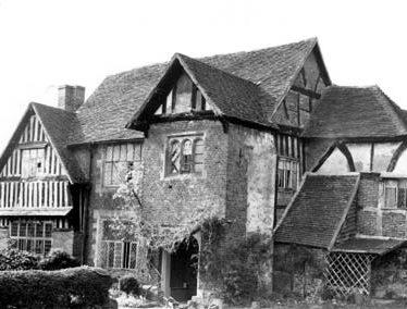 Gorcott Hall, Studley