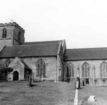 Church of St Peter, Mancetter Road, Mancetter