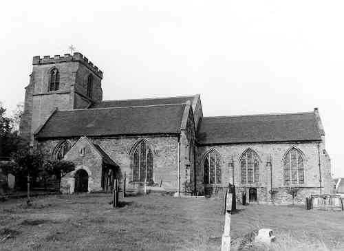 St Peter's Church, Mancetter | Warwickshire County Council
