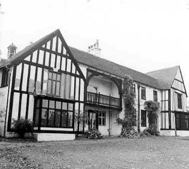 Mancetter Manor House
