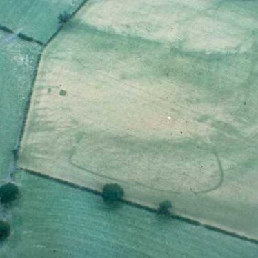 Site of Undated Enclosure 300m N of Whitchurch Farm
