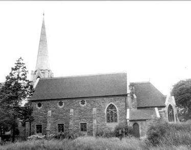 New Church of St Peter and St Paul, Water Orton