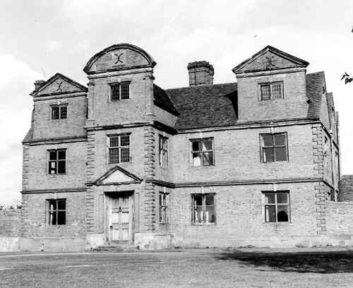 Packington Old Hall, Great Packington | Warwickshire County Council