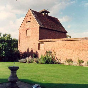 Dovecote at Packington Old Hall (south and east walls) | Warwickshire County Council