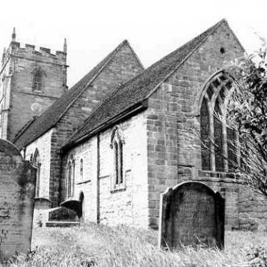 Church of St Peter and St Nicholas, Curdworth