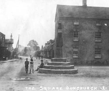 Dunchurch market cross, The Square, Dunchurch | Warwickshire County Council