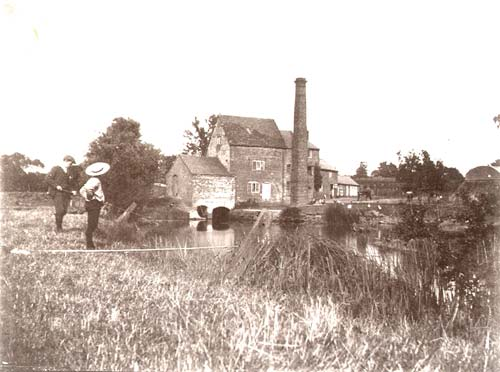 A view of Clifton on Dunsmore Mill | Warwickshire County Council