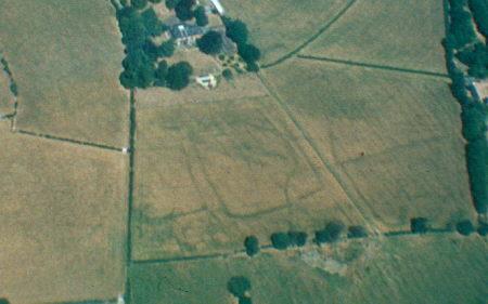 Cropmark enclosures, Clifton on Dunsmore | Warwickshire County Council
