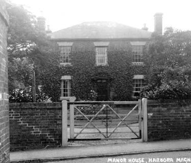 Manor House, Main Street, Harborough Magna