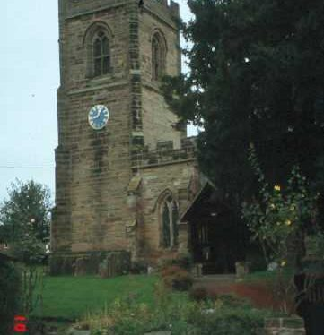 St Andrew's Church, Shilton, Rugby | Warwickshire County Council