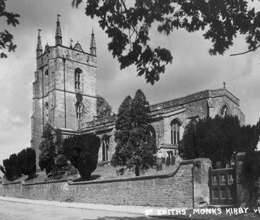 St. Edith's Church, Monks Kirby | Warwickshire County Council