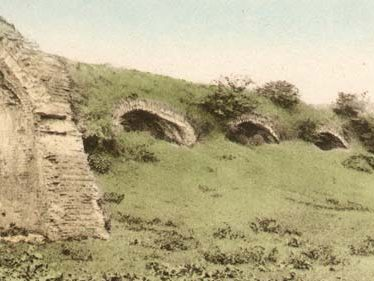 A view of Brinklow Arches, a canal aqueduct   Warwickshire County Council
