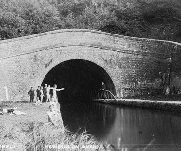 Newbold Tunnel, Newbold on Avon