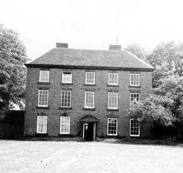 Dunton Hall, Curdworth