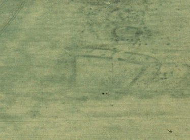 Possible Roman linear cropmark