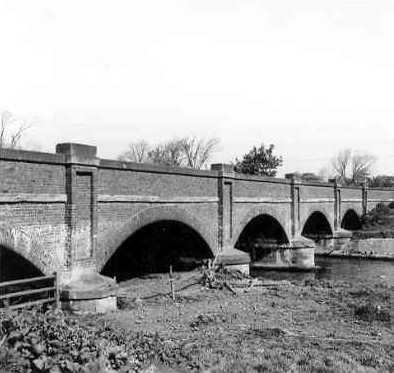 A road bridge over the river at Curdworth, North Warwickshire | Warwickshire County Council