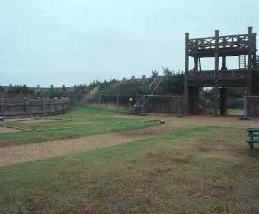 The Lunt Roman Fort: Period 4