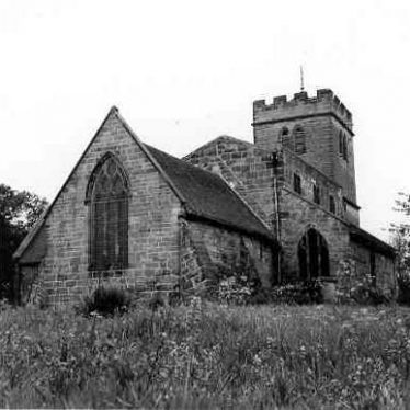 Church of St. Chad, Wishaw