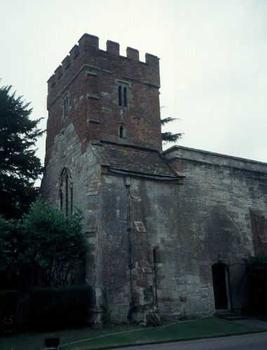 The Priory Church at Wroxall | Warwickshire County Council