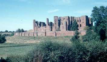Kenilworth Castle: Phase 2