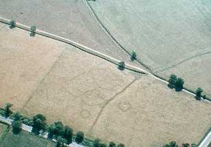 Undated cropmark enclosures
