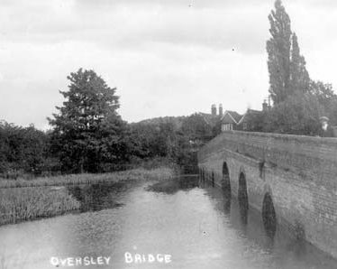 Oversley Bridge, Alcester | Warwickshire County Council