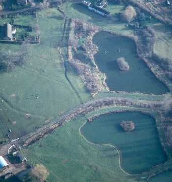 Fishponds at Draycote   Warwickshire County Council