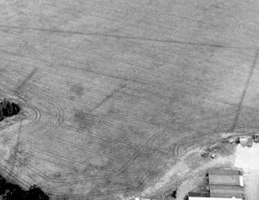 Undated cropmark enclosure