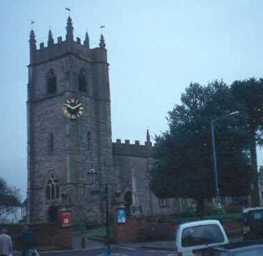 Church of St Nicholas, Alcester