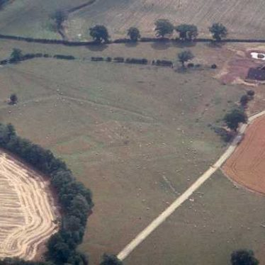 Earthworks marking the original site of Cookhill Priory, Spernall | Warwickshire County Council